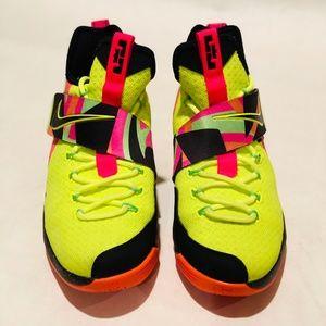 115ea59588c Nike Shoes - Nike Lebron 14 HWC Ultimate Warrior WWE GS